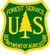 Forest Service, US Department of Agriculture logo