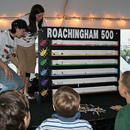 Roachingham 500 roach races